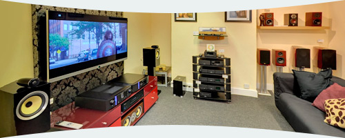 HiFi Gear store, Hereford