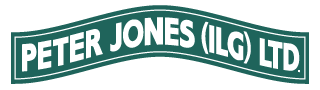 Peter Jones (ILG) Ltd Logo